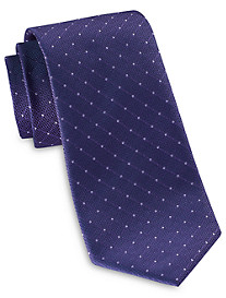Synrgy Performance Textured Grid Tie