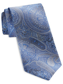 Synrgy Ombré Tonal Paisley Reversible Tie