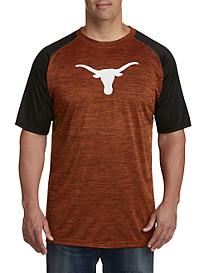 Collegiate University of Texas Performance Tee