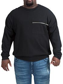 MVP Collections French Terry Zip-Pocket Sweatshirt