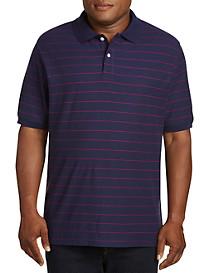 Harbor Bay Stripe Polo Shirt