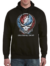 Grateful Dead Pullover Graphic Hoodie