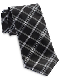 Synrgy Stand Out Plaid Reversible Tie