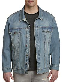 True Nation Lightwash Vintage Denim Jacket