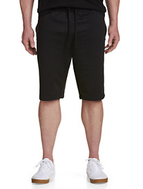 Side-Taped Knit Shorts