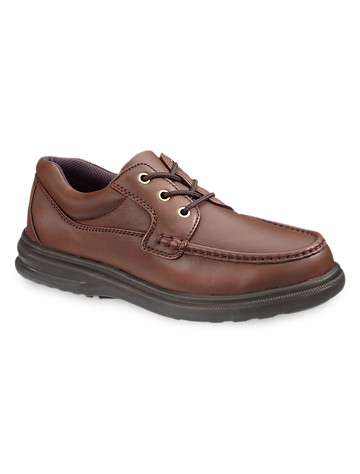 Tan Casual Oxfords by Hush Puppies® - 5 products