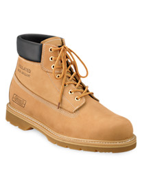 "Coleman® 6"" Water-Repellent Work Boots"