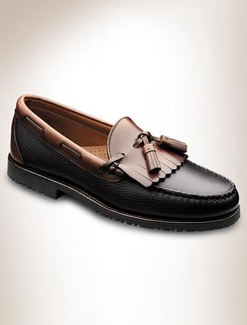 Allen Edmonds Casual Collection Nashua Kiltie Tassel Loafers