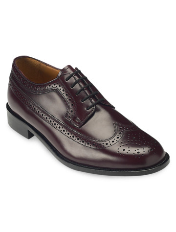 Bostonian Malden Leather Wingtip Oxfords