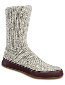 Acorn® Ragg Wool Slipper Socks