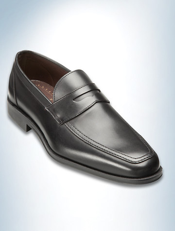 "Allen Edmonds ""Crosstown Collection"" Georgetown Penny Loafers"