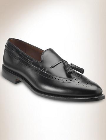 Allen Edmonds Timeless Classics Collection Manchester Tassel Wingtip Loafers