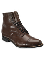 SA Madison Cap Toe Boot