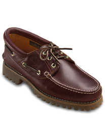 Timberland® Classic 3-Eye Lug Boat Shoes