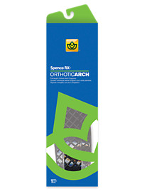 Spenco® Rx® Orthotic Arch Supports