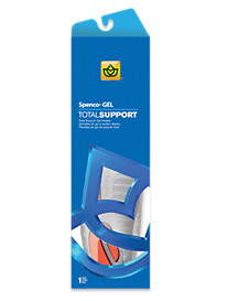 SPENCO SUPPORT GEL INSOLE
