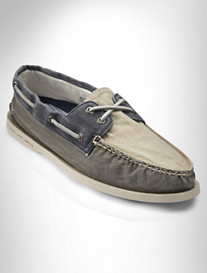 Canvas AO Boat Shoe