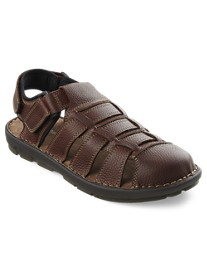 Hush Puppies® Cross Shore Fisherman Sandals