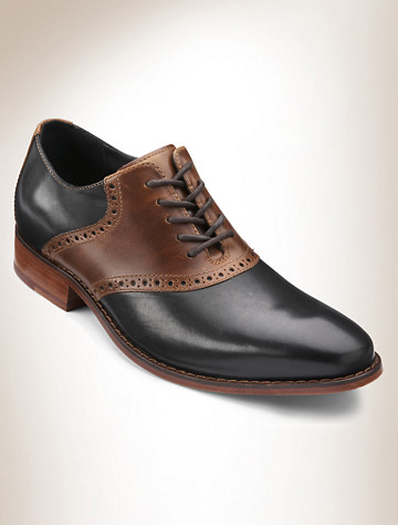 Cole Haan Air Colton Saddle Oxfords