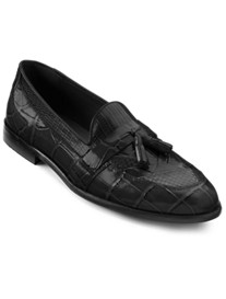 Stacy Adams® Sabola Exotic Tassel Loafers
