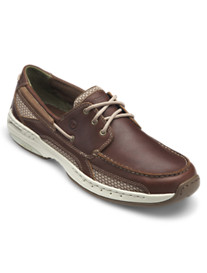 Dunham® Captain 3-Eyelet Boat Shoes