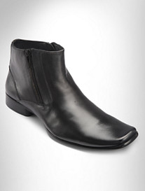 KCR Foot Note Dbl Zip Boot