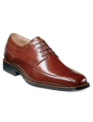 Florsheim Curtis Bike Toe Oxfords