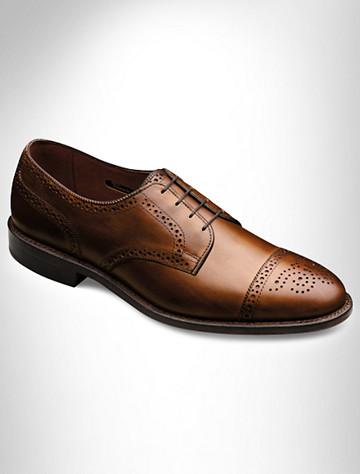 Allen Edmonds Sanford Cap-Toe Dress Shoes