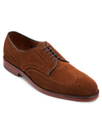 Allen Edmonds® Players Suede Wingtips