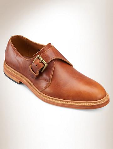 Allen Edmonds Lubbock Side-Buckle Casual Shoes