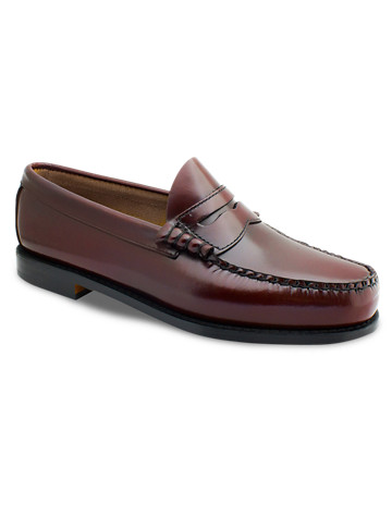 Bass Larson Beef Roll Penny Loafers