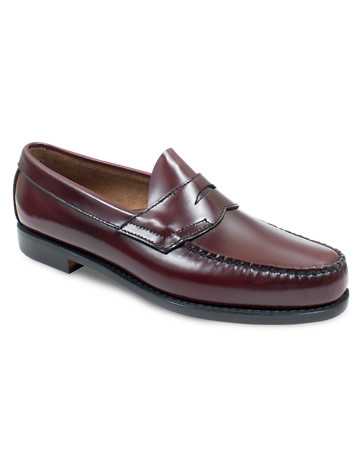Bass Logan Classic Penny Loafers