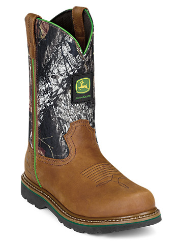 "John Deere 11"" Wellingtons"