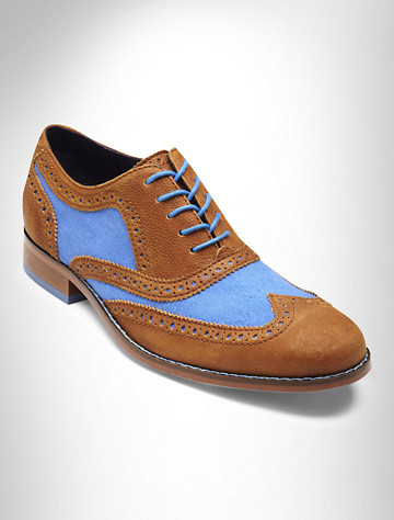 Cole Haan Air Colton Casual Wingtips