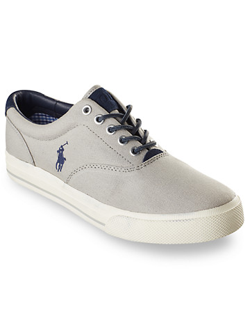 Polo Ralph Lauren® Vaughn Canvas Lace-Ups