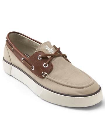 Polo Ralph Lauren® Rylander Boat Shoes - $65.0