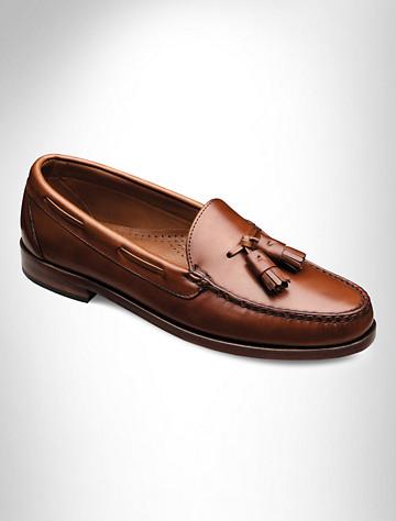 Allen Edmonds Naples Tassel Loafers
