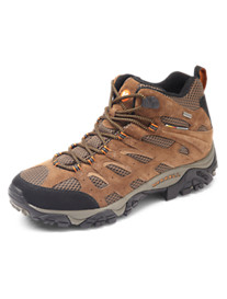 Merrell® Moab Mid Waterproof Sport Shoes