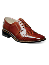 Stacy Adams® Raynor Pleated Vamp Oxfords