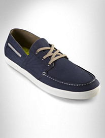 Tretorn Otto Canvas Boat Sneakers