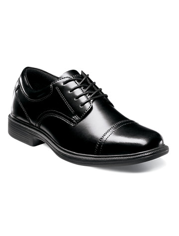 Nunn Bush® Kore Beale St. Cap Toe Oxfords