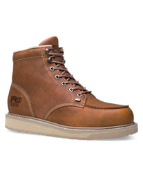 Timberland PRO® Barstow Moc Safety Toe Wedge Boots