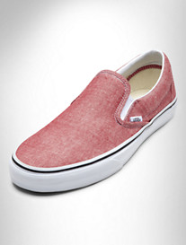 Vans Dbl Gore Canvas Slip On