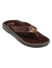 OluKai Ohana Leather Thongs