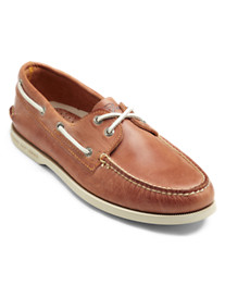 Sperry® Top-Sider Authentic Original White-Washed Boat Shoes