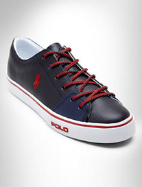 POLO CANTOR LOW LEATHER
