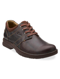 Clarks Senner Boulevard Bicycle-Toe Oxfords