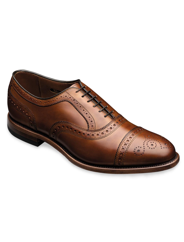 Allen Edmonds Strand Cap Toe Oxford Dress Shoes