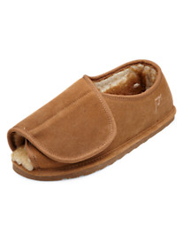 Propét® Adjustable Overlay Slippers