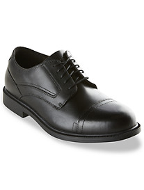 Dunham Bootmakers Jackson Cap-Toe Waterproof Oxfords